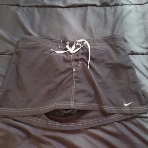 large NIKE tennis skirt